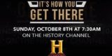 "Walbro to Be Featured on The History Channel Show ""It's How You Get There"""