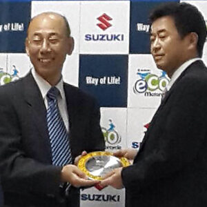 "Thumnail Image for Walbro thailand receives suzuki ""best supplier award"""
