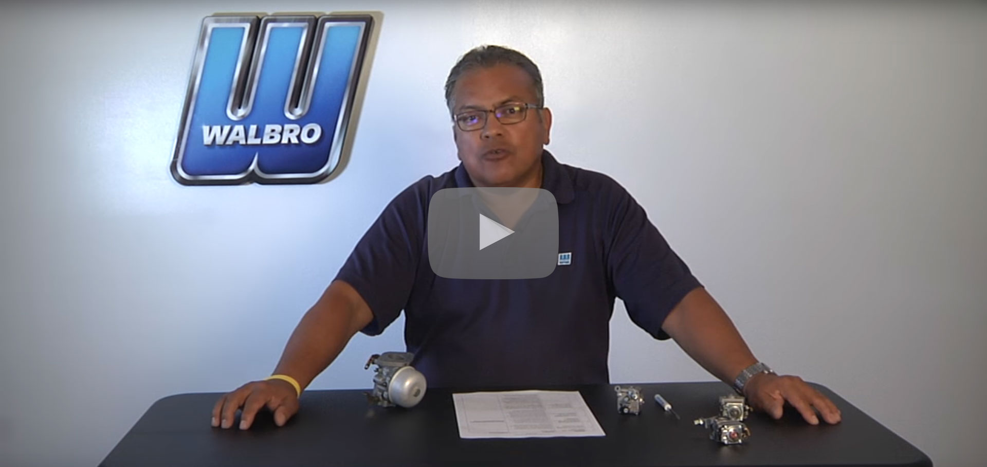 How to Find the Part Number on a Walbro Carburetor - Walbro Walbro Carburetor Schematic on