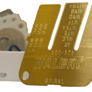 Thumnail Image for Walbro Spiral Diaphragm and Selection Tool: An Innovation 60 Years in the Making