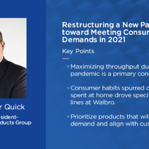 Thumnail Image for Talkin' Shop with Walbro: Restructuring a New Path Toward Meeting Consumer Demands in 2021