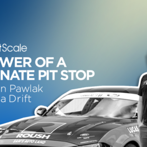 Thumnail Image for Listen: The Power of a Passionate Pit Stop Justin Pawlak of Formula Drift Racing